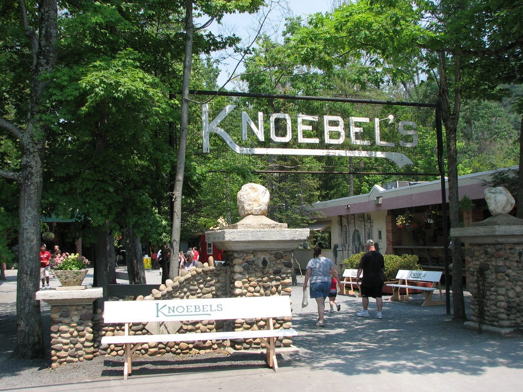 knoebels amusement resort elysburg pennsylvania