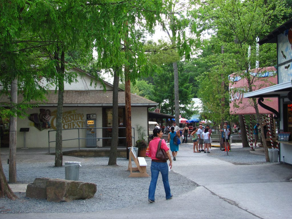 Knoebels' ticket prices