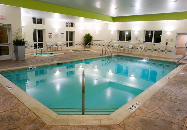 Fairfield Inn & Suites Wilkes-Barre Hotel with Indoor Pool