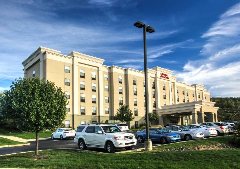 Hampton Inn & Suites Wilkes-Barre Near Mohegan Sun Arena