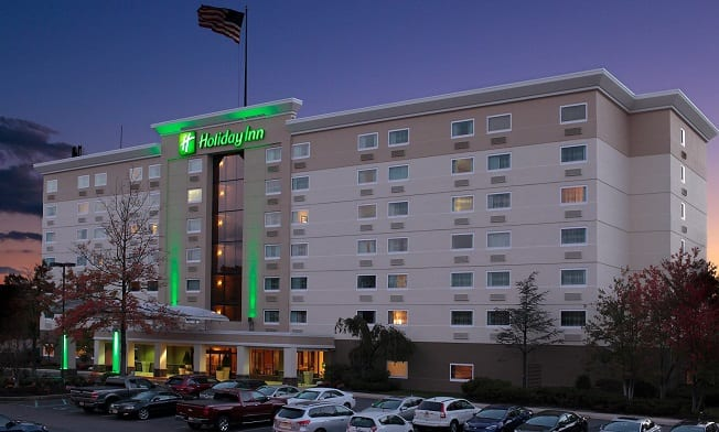 Holiday Inn Wilkes Barre - East Mountain Off Interstate 81 and Mohegan Sun Pocono Downs