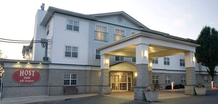 Host Inn All Suites Hotel with Swimming Pool in Wilkes-Barre