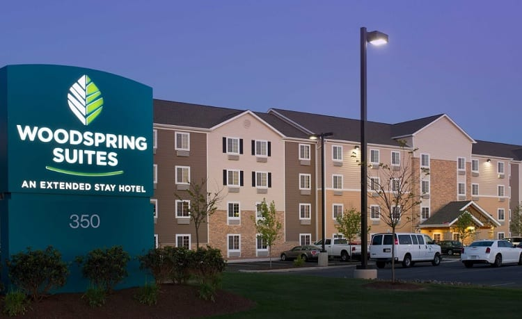 WoodSpring Suites Wilkes-Barre Hotel Near Mohegan Sun Arena