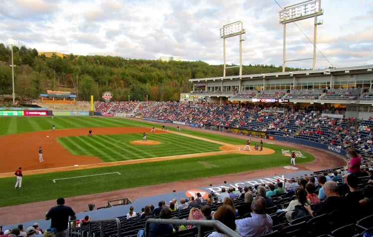 pnc field | things to do in scranton pa in the summer
