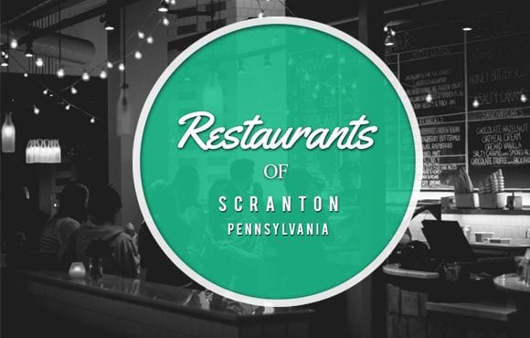 restaurants in scranton pa