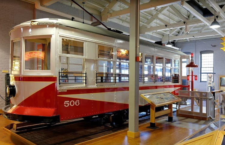 the electric city trolley station and museum facebook